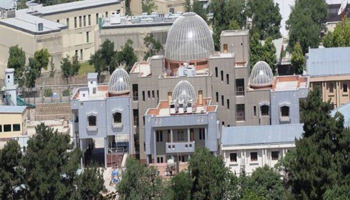 काबुल भारतीय दूतावास के परिसर में गिरा रॉकेट