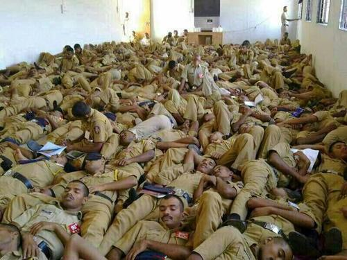 पुलिस वालों की जिंदगीं का कड़वा सच