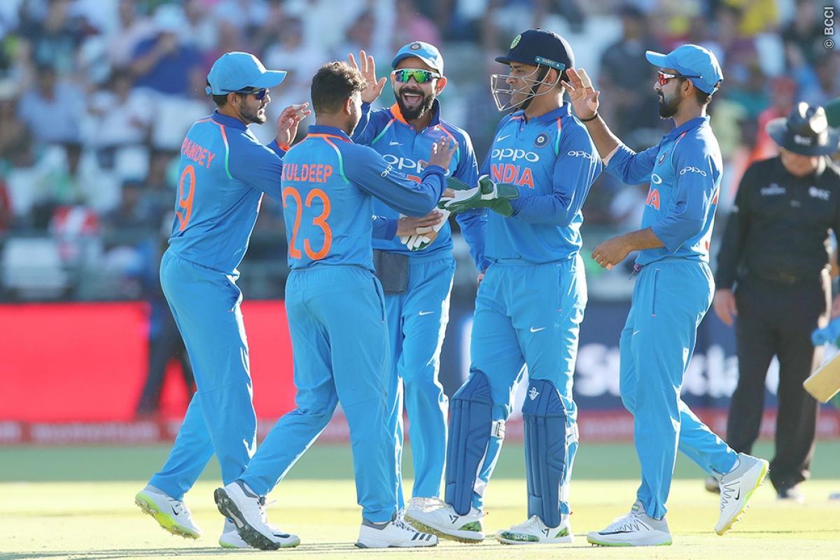 साउथ अफ्रीका पर भारत की एक और जीत के हीरो बने कोहली !