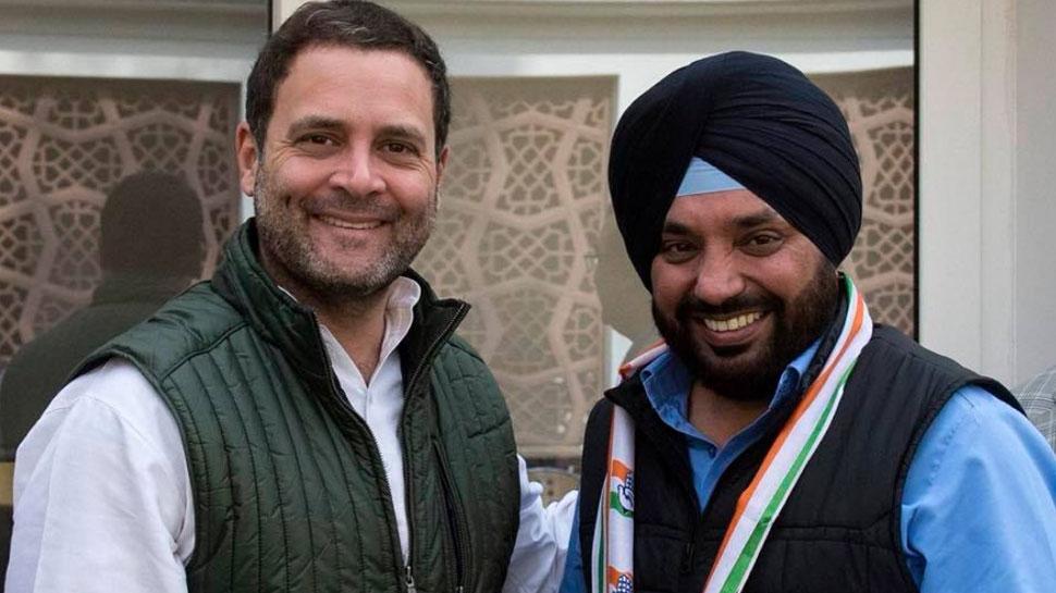 बीजेपी का साथ छोड़ कांग्रेस में फिर शामिल हुए अरविंदर सिंह लवली