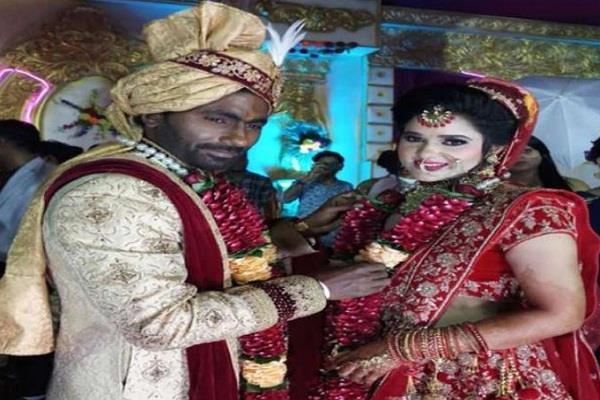 एक और इंडियन क्रिकेटर ने गुपचुप तरीके से रचाई शादी