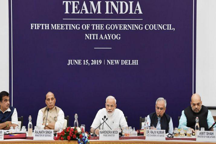 नीति आयोग की पहली बैठक में प्रधानमंत्री नरेंद्र मोदी ने कही यह बड़ी बातें