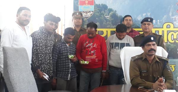 उत्तराखंड के स्कूल-कॉलेज के बच्चों को नशे का आदि बना रहे थे नशे के सौदागर