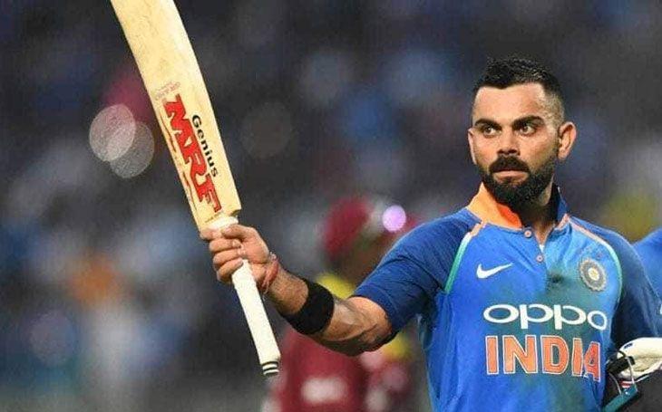 'रन मशीन' विराट कोहली का नया रिकॉर्ड, सबसे तेज 20 हज़ार रन पूरे किए