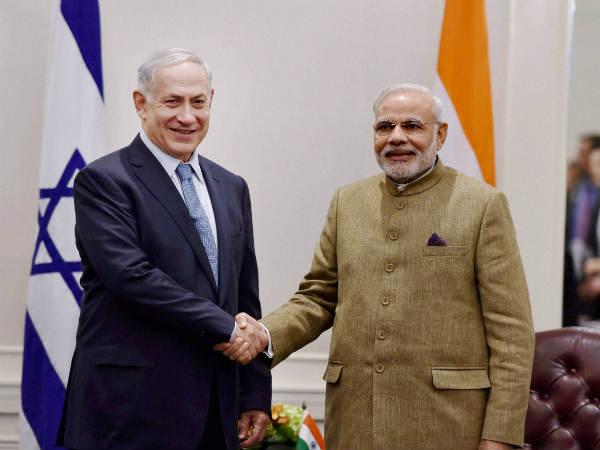 इजराइल के प्रधानमंत्री बेंजामिन नेतान्याहू, इजराइल में आम चुनाव से ठीक पहले करना चाहते है भारत का दौ