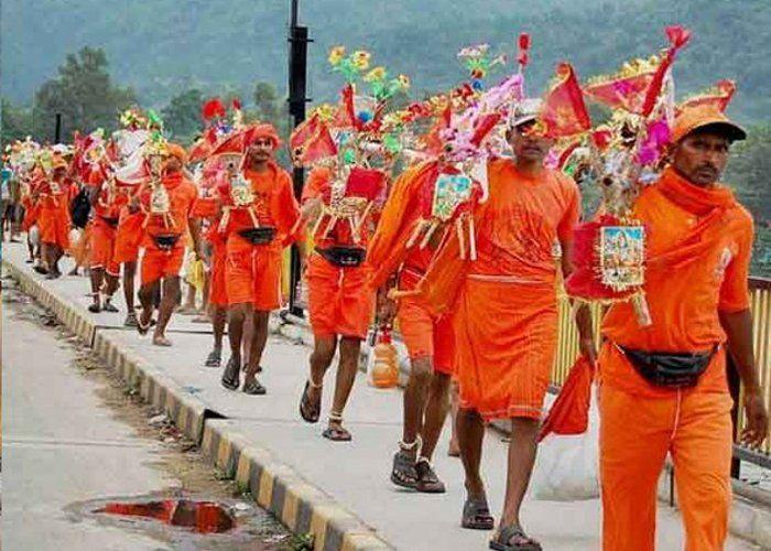 मुख्यमंत्री त्रिवेंद्र सिंह रावत ने किया कांवड़ यात्रा का शुभारम्भ