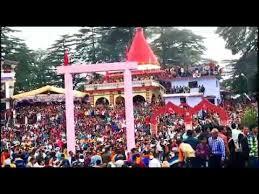 रक्षा बंधन के अवसर पर चंपावत के बाराही धाम देवीधूरा में खेली गई ऐतिहासिक बगवाल