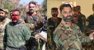 विंग कमांडर अभिनंदन को पकड़ने वाले पाकिस्तानी कमांडो को भारतीय सेना ने मार गिराया