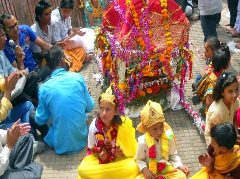 बदरीनाथ धाम में 23 अगस्त को मनायी जाएगी जन्माष्टमी