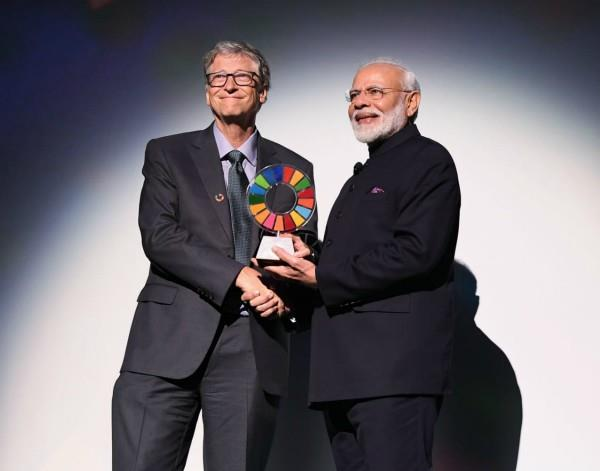 'ग्लोबल गोलकीपर्स अवॉर्ड' से सम्मानित होने के बाद पीएम नरेंद्र मोदी ने क्या कहा,एक बार जरूर पढ़िए