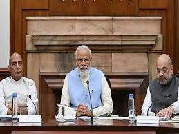 महाराष्ट्र में राष्ट्रपति शासन लगाने की सिफारिश, मोदी कैबिनेट ने दी मंजूरी