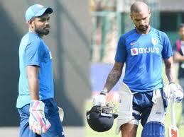 वेस्टइंडीज के खिलाफ टी20 सीरीज से सलामी बल्लेबाज शिखर धवन बाहर,संजू सैमसन को मिला मौका