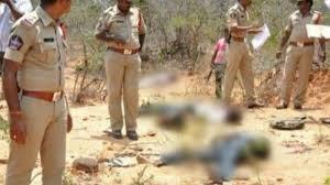 हैदराबाद कांड के आरोपी,कैसे हुए ढेर,पढ़िए पूरी खबर