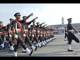 भारतीय सेना को मिले 306 युवा जांबाज अधिकारी, रक्षा मंत्री राजनाथ सिंह ने परेड की सलामी