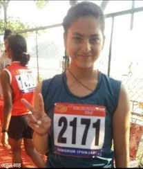 उत्तराखंड चमोली की मानसी नेगी ने 65वीं नेशनल स्कूल चैम्पियनशिप में स्वर्ण पदक जीता