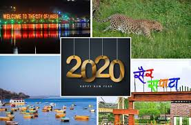 नए साल के स्वागत के लिए उत्तराखंड पहुंचे 20 हजार से ज्यादा पर्यटक