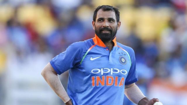 शमी के दम पर न्यूजीलैंड से जीता भारत!