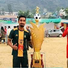 उत्तराखंड के युवा फुटबॉल खिलाड़ी रोहित नेगी की सड़क हादसे में मौत