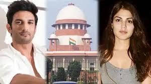 अभिनेता सुशांत सिंह केस,रिया ने मीडिया पर लगाया फैसला करने का आरोप,सुप्रीम कोर्ट में याचिका