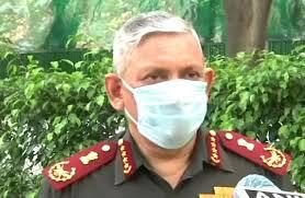 सीडीएस बिपिन रावत का बयान हमारे सैनिक कोरोना से सुरक्षित