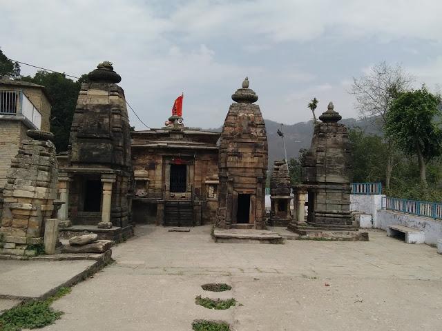 लक्ष्मण मंदिर देवल पौड़ी,धरोहर का अनजाना खजाना