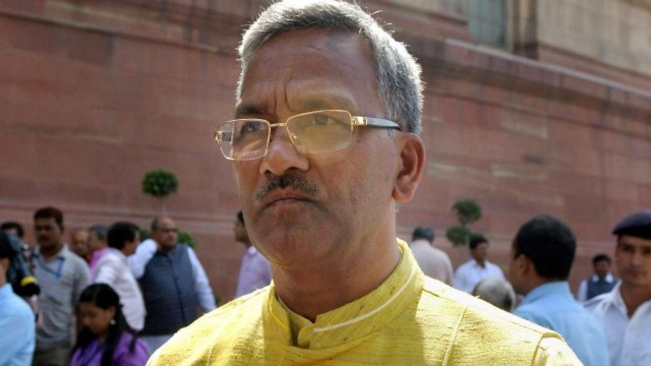 सीएम रावत दिल्ली दौरे पर,कैबिनेट विस्तार एवं राज्यसभा की एक सीट के लिए होने वाले चुनाव को लेकर चर्चा