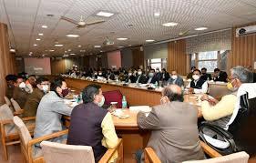 हरिद्वार में होने वाले 2021 कुंभ के संबंध में मुख्यमंत्री ने ली समीक्षा बैठक