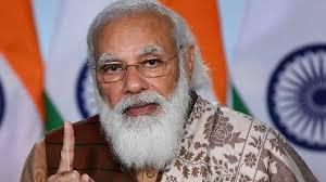 प्रधानमंत्री नरेन्द्र मोदी ने की कोरोना महामारी के खिलाफ  महाअभियान की शुरुआत