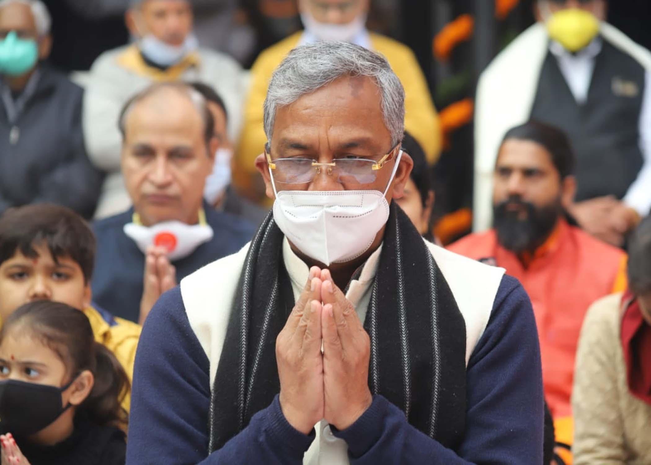 मुख्यमंत्री त्रिवेन्द्र रावत ने प्रदेशवासियों की दी राष्ट्रीय पर्यटन दिवस की शुभकामनाएं