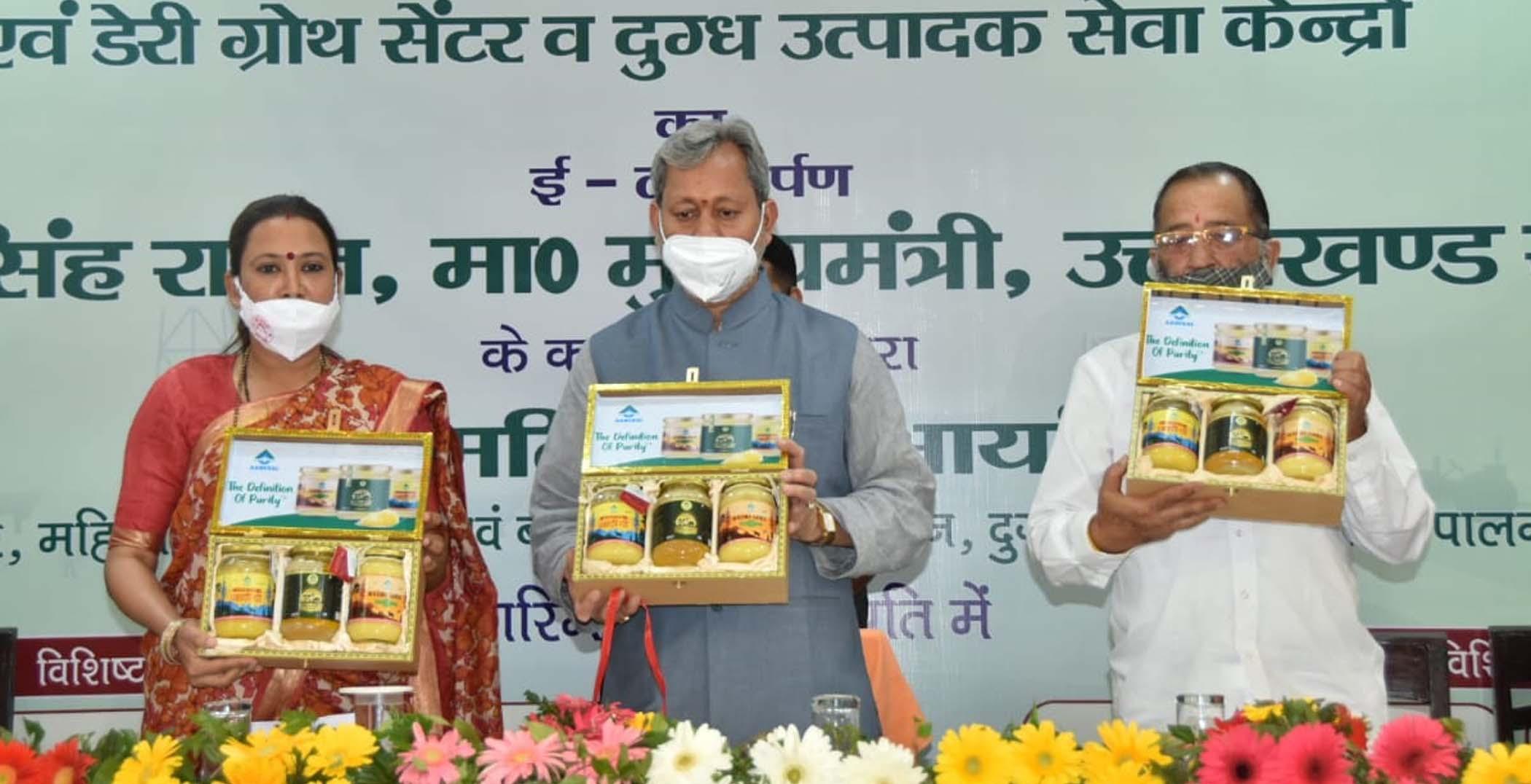 स्थानीय उत्पादों की मार्केटिंग पर विशेष ध्यान दें- मुख्यमंत्री तीरथ