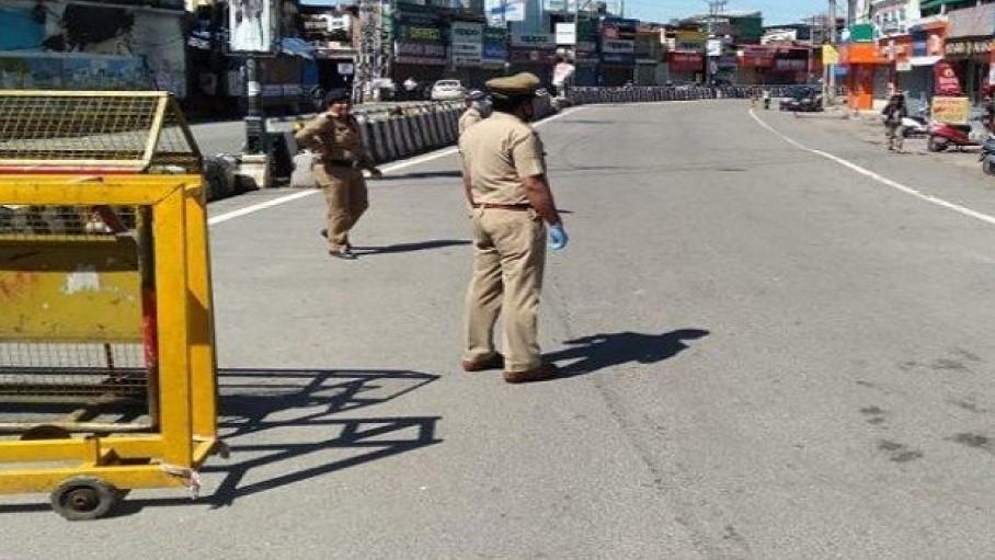 उत्तराखंड पुलिस महानिदेशक अशोक कुमार का सख्त आदेश,घर से बेवजह बाहर घूमेंगे वालों का होगा चालान
