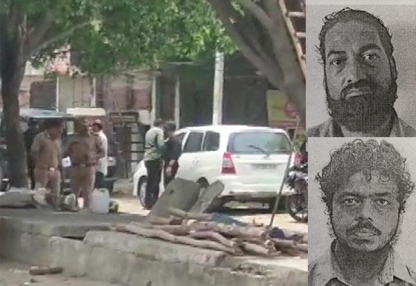 यूपी में हुई 2 आतंकियों की गिरफ्तारी