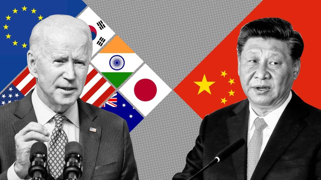 अमेरिका ने चीन पर लगाया बैन