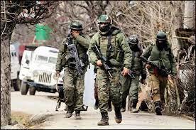 भारतीय सैनिकों ने किया 3 आतंकियों को ढेर