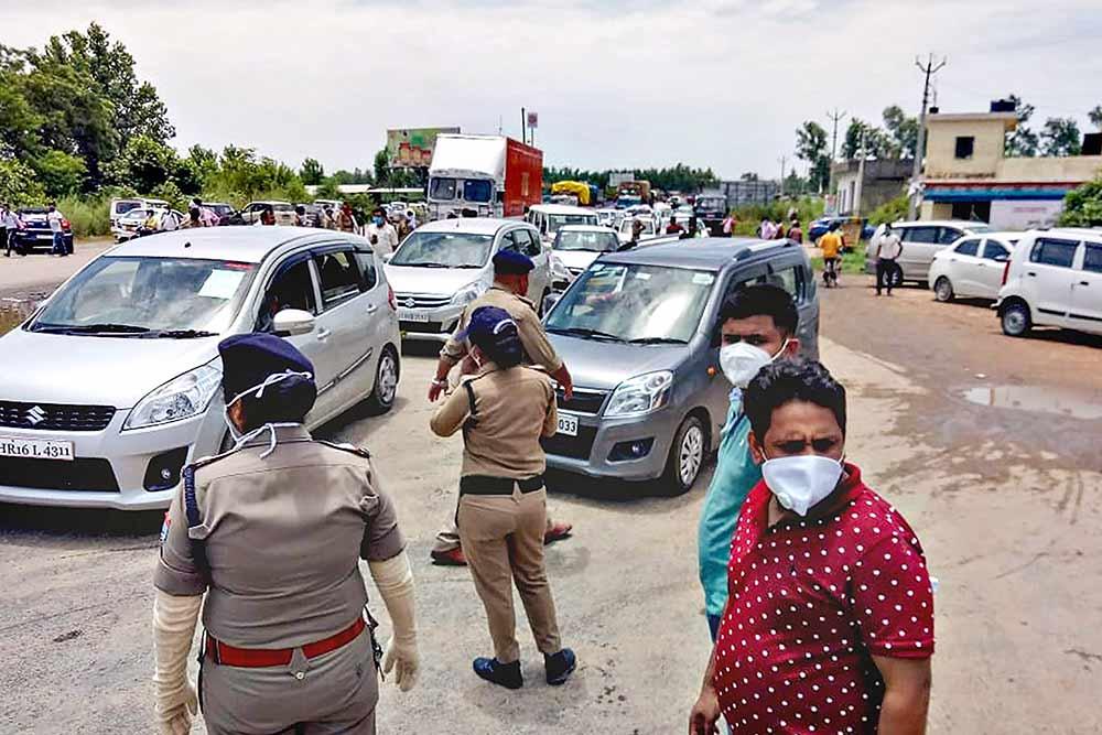 कावड़ियो को रोकने के लिए उत्तराखंड पुलिस ने तैयार किया महाप्लान