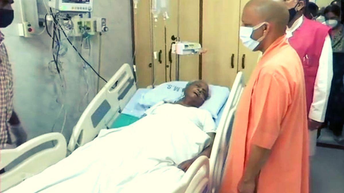 पूर्व मुख्यमंत्री कल्याण सिंह की अस्पताल में नाजुक हालत