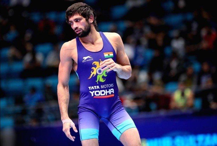 फाइनल में चुके रवि दहिया जीता रजत पदक