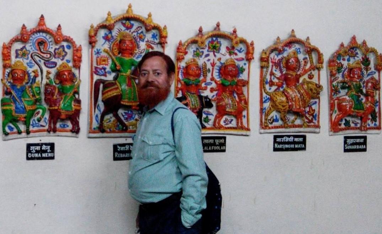 लोक माटी से उपजा चित्रशिल्प बी.मोहन नेगी