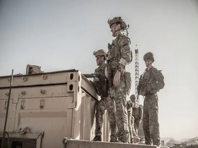 अफगानिस्तान के 6 मासूम बच्चे हुए अमेरिका के ड्रोन का शिकार