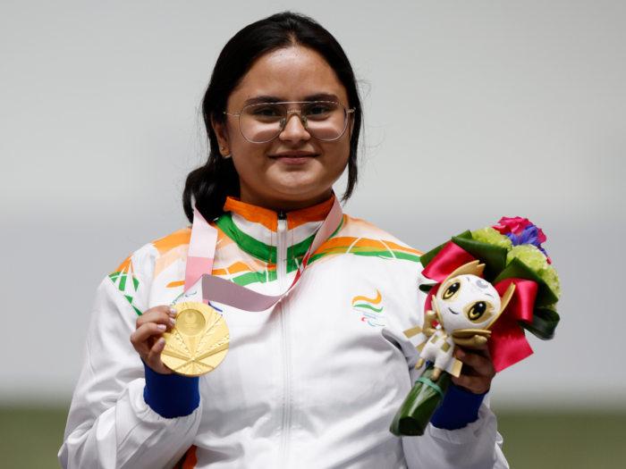 देश की बेटी अवनि लेखरा ने देश को पैरालंपिक में दिलाया पहला गोल्ड